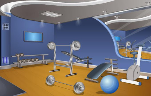 Escape Game: The Gym - screenshot