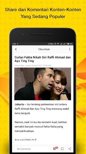 BaBe - Baca Berita screenshot 4