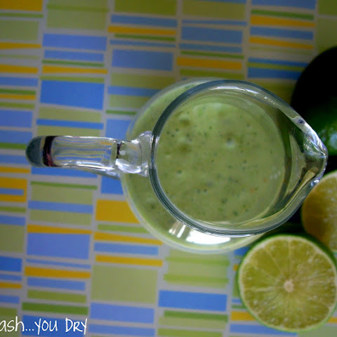 Spicy Tomatillo Dressing