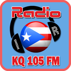 Radio KQ 105 FM Puerto Rico For PC (Windows & MAC)