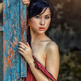 sherly by Deny Prasetiyo - People Portraits of Women