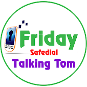 APK App Friday Safedial Talking Tom Dialer for BB, BlackBerry
