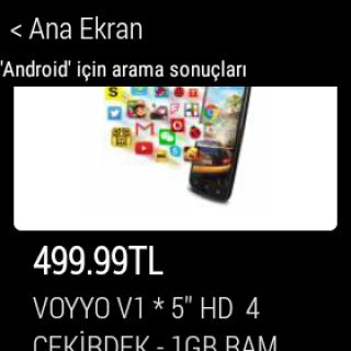 GittiGidiyor screenshot 9