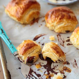 Chocolate Croissant Dessert Recipes
