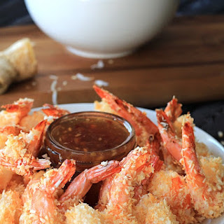 Coconut Shrimp with Thai Chili Ginger Sauce