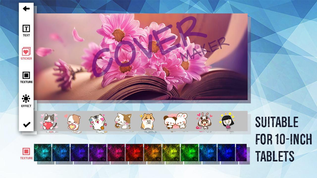 Cover Photo Maker & Designer Screenshot 5
