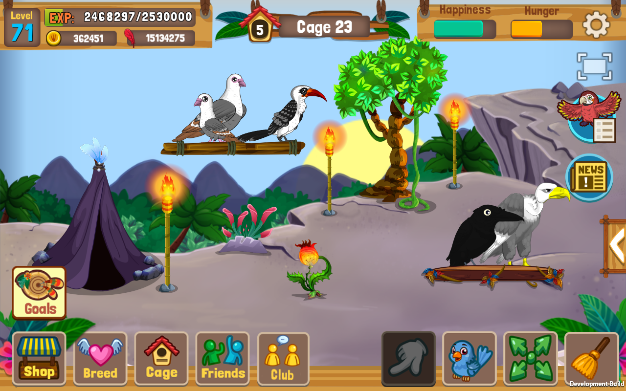Bird Land Paradise Screenshot 4
