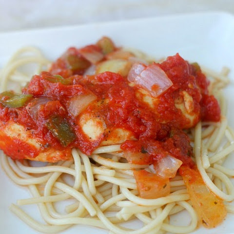 Chicken Cacciatore Slow Cooker