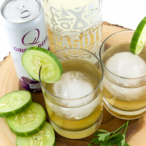 Ginger Beer + Reposado Tequila = Jalisco Mule