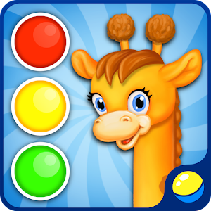 Learning Colors for Kids: Toddler Educational Game