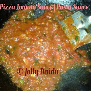 Homemade Pizza Tomato Sauce Recipe | Pasta Sauce