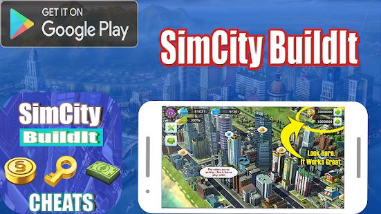 Cheats For Simcity Buildit Prank ! APK for Kindle Fire