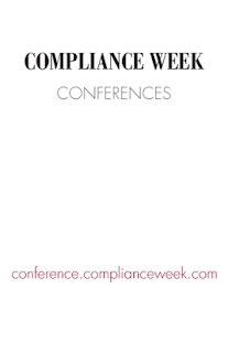 Compliance Week Conferences - screenshot
