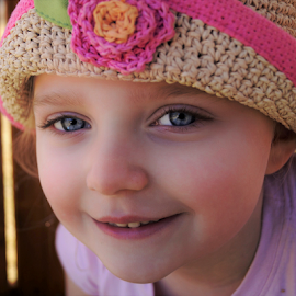 Happy by Cheryl Korotky - Babies & Children Child Portraits