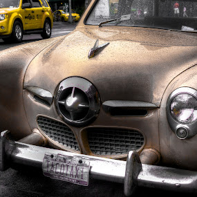 1960Taxi by Habeeb Alagangan - Digital Art Things