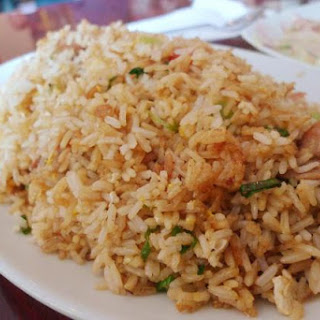 Easy Sesame Fried Rice