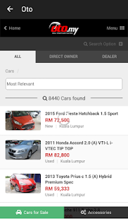 Car Price in Malaysia - screenshot