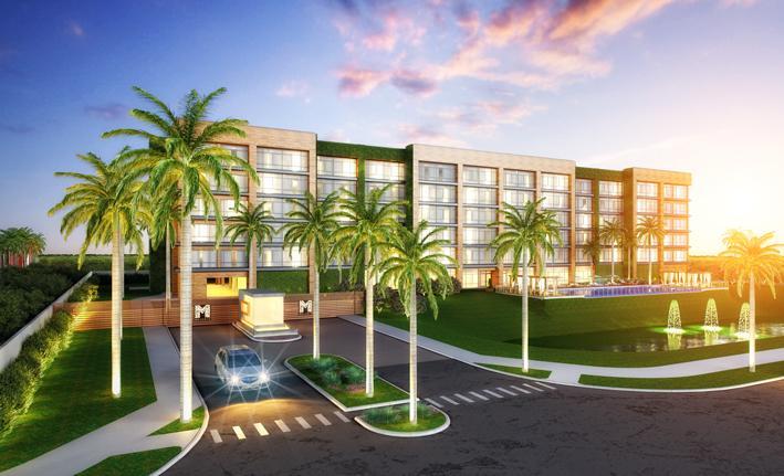 Magic Reserve- Fração de apartamento em condomínio de alto padrão