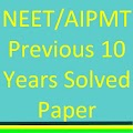 NEET/AIPMT Solved Papers APK for Bluestacks