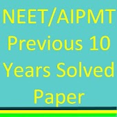 Free NEET/AIPMT Solved Papers APK for Windows 8