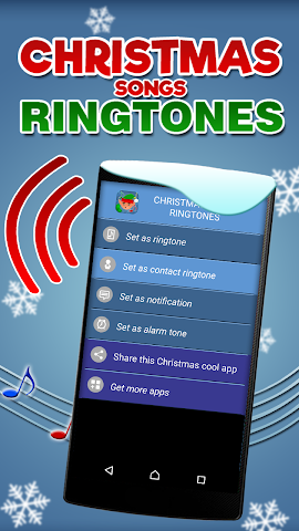 android Chansons de Noël Sonneries Screenshot 4