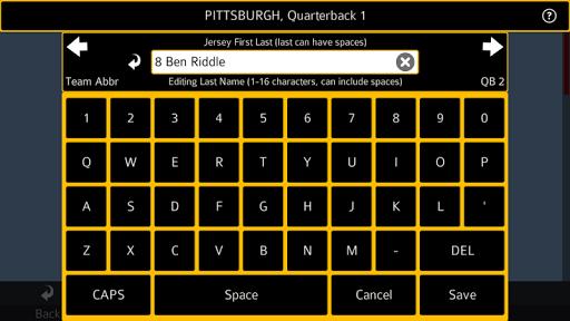 Pro Strategy Football Career - screenshot