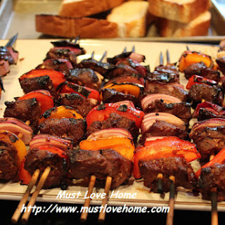 Beef Shish Kebab Recipes