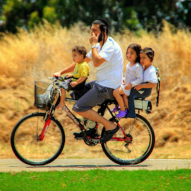 telaviv by Abu Abdullah - Transportation Bicycles ( bicycles, transportation )