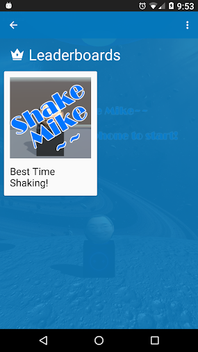 Shake Mike Game APK