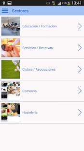 Catalogo App - screenshot