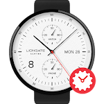 Achter watchface by Liongate Icon