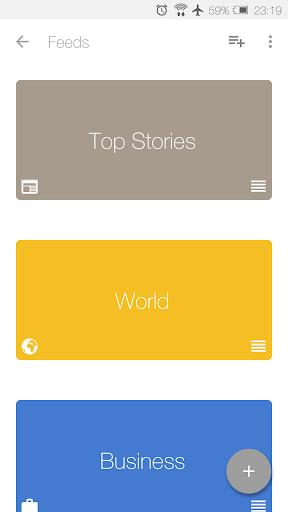Daily – News flipped around - screenshot