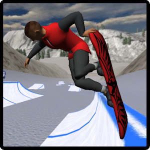 Snowboard Freestyle Mountain