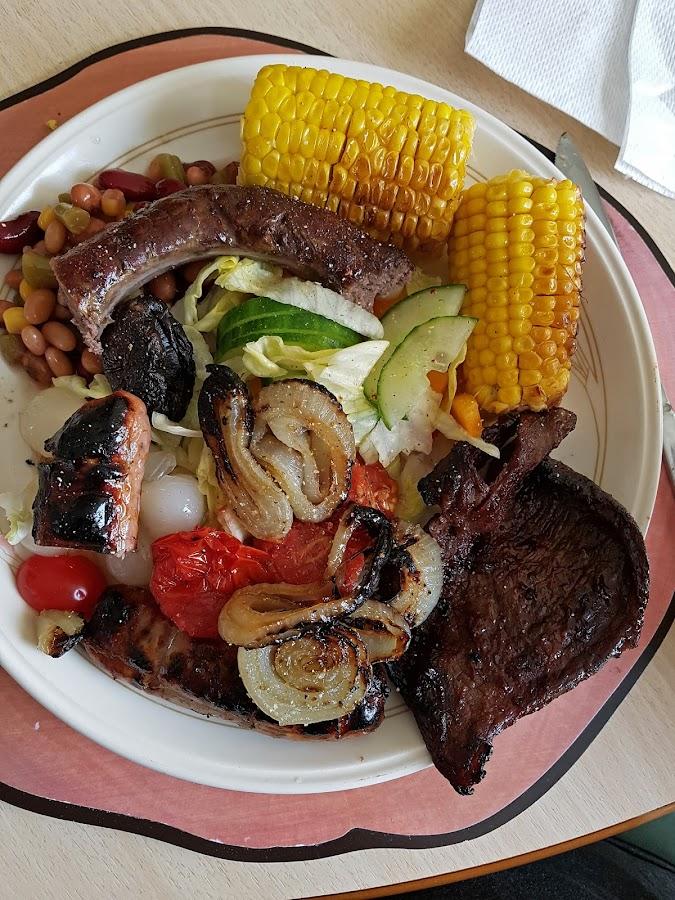 Braai Delicious by Ingrid Anderson-Riley - Food & Drink Plated Food