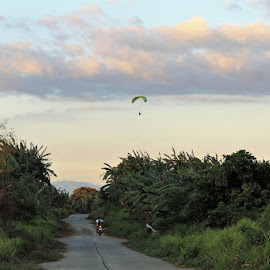 Paragliding Site by Florante Lamando - Sports & Fitness Other Sports