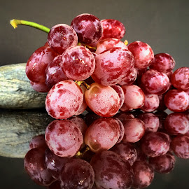 Grapes by Janette Ho - Food & Drink Fruits & Vegetables