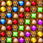 Treasure Puzzle Egypt Pyramid Icon