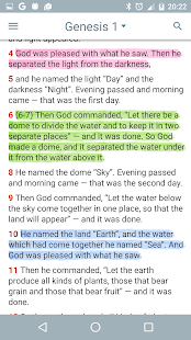 Good News Bible (GNB) - screenshot