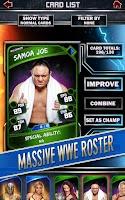 Screenshot of WWE SuperCard