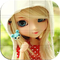 Game Tile Puzzle - Cute Dolls APK for Windows Phone