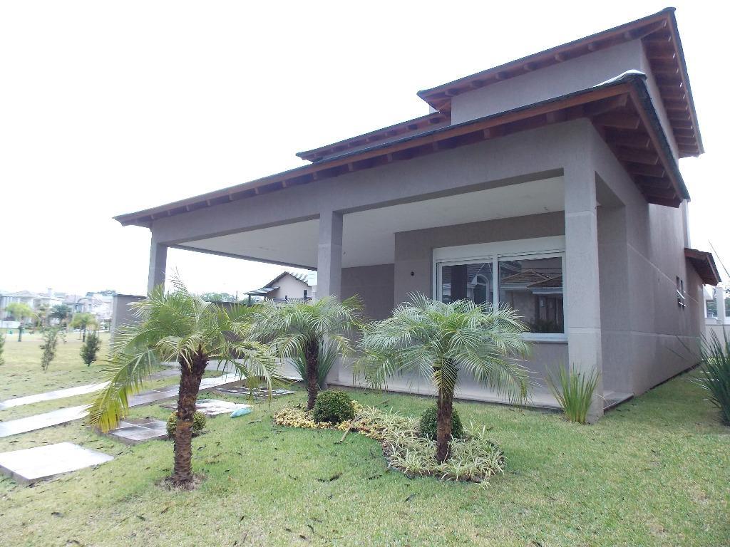 Casa 3 Dorm, Alphaville, Gravataí (CA0899) - Foto 2