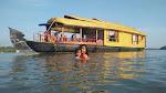 backwaters of kerala houseboat @bekal