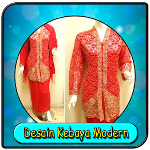 Kebaya Modern Design - screenshot
