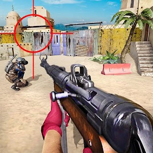 Counter Terrorist Shooting Strike: Commando Games For PC (Windows & MAC)