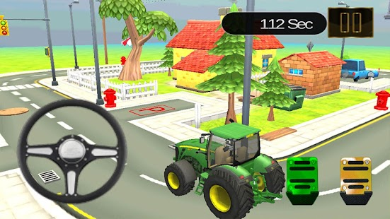 Tractor With Windows : Game farm tractor simulator apk for windows phone