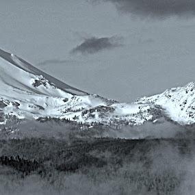 Imagination by Susan Hanson - Landscapes Mountains & Hills