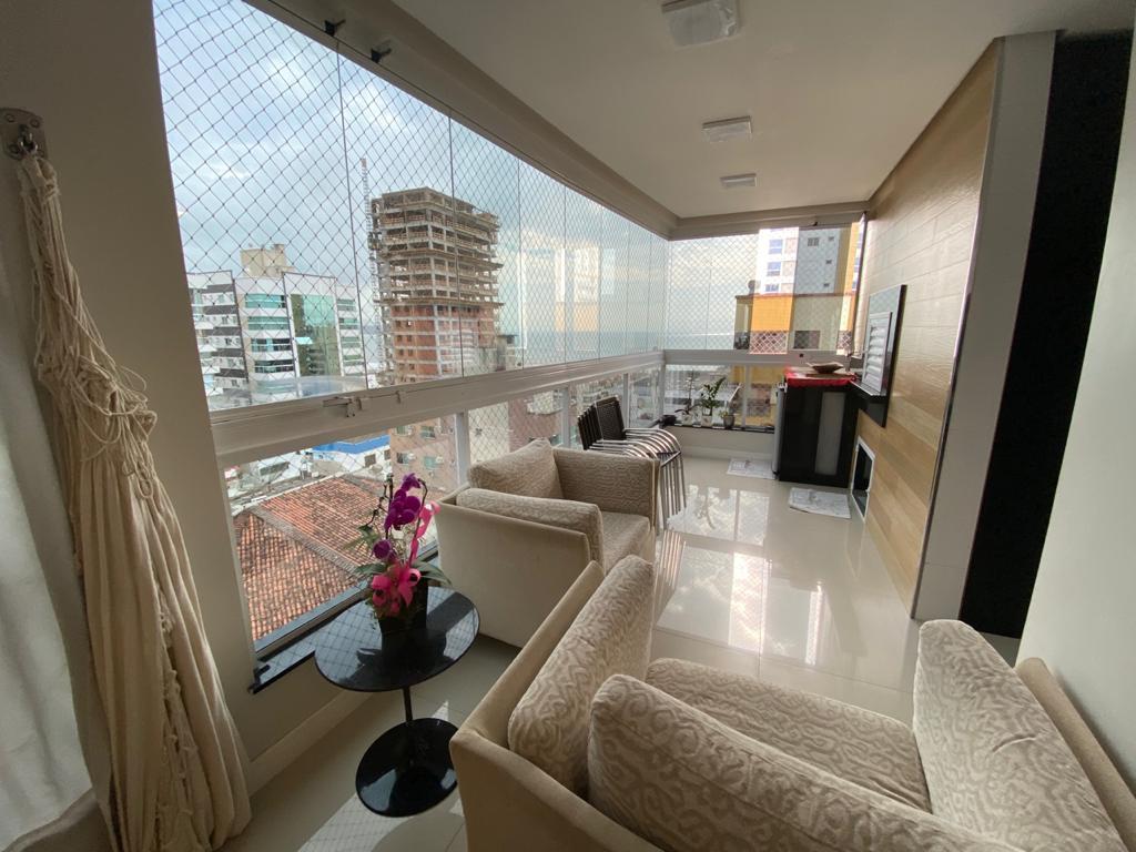 Apartamento com 3 dormitórios à venda, 142 m² por R$ 1.360.000 - Meia Praia - Itapema/SC