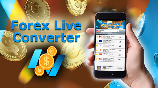 Forex Live Converter screenshot for Android