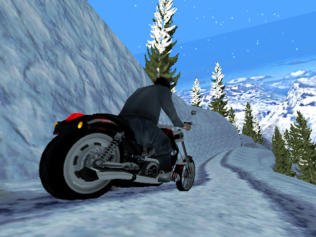 android Bike Racing: Hill Screenshot 2