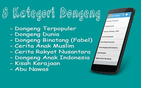 Buku Dongeng Anak- screenshot thumbnail